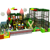Campo de jogos interno crianças engraçadas inclusivas quentes do tamanho da venda das grandes