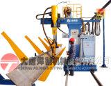 Dirigir a linha máquina do H-Beam da manufatura de soldadura do Coluna-Feixe
