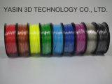 filamento del PLA de 1.75m m para 3D la impresora Ultimaker, Makerbot, Reprap, Stratasys, Objet