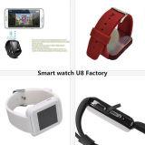 Het nieuwste Waterdichte Polshorloge van Bluetooth van het Scherm van de Aanraking, Horloge Bluetooth van het Water van de Sport het Bestand Slimme