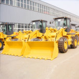 3ton Loader con Optional Pallet Fork