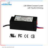 Courant constant Triac Dimmable LED Driver 13W 300mA