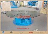 Vector de torneado giratorio giratorio del vector de las placas giratorias del posicionador de la posición del rotor automático de la máquina
