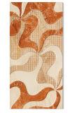 Nuevo azulejo de cerámica opcional de la pared de Desinged Porcelai con el espesor de 9.5m m