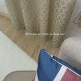 Calidad superior de poliéster encogimiento del hilo tela de la cortina