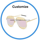 Logotipo feito sob encomenda óculos de sol impressos das lentes