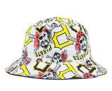 100%年の綿のカスタム印刷パターン漁師のバケツの帽子の帽子