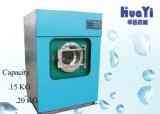 Extracteur industriel de rondelle automatique de machine à laver de tissu de l'économie 100kg de l'eau