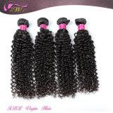 Niveau 8A Pas Tangle Pas Faire Virgin mongole cheveux Kinky Curly gros