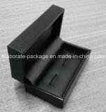 Cheap nero Packaging Box per Cuff Link