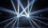 8PCS 10W Witte LEIDEN CREE Bewegend Hoofd met het Effect van de Spin