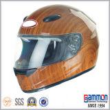 Manufacturer (FL119)著点の太字のオートバイまたはモーターバイクのヘルメット