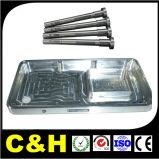 CNC латуни/стали части машины металла точности части автоматического подвергая механической обработке