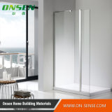 Алюминиевая Walk-in комната ливня двери для ванной комнаты