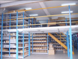 Structure de acero Mezzanine Floor Platform para Heavy Load