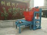 ミキサーおよびコンベヤーが付いている機械装置を作る機械セメントの煉瓦を作る油圧自動コンクリートブロック