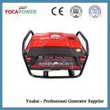 generador portable de la gasolina de la energía eléctrica del alambre de cobre 2kVA