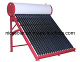 太陽給湯装置のシステムによって塗られる鋼鉄、非圧力200L