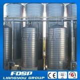 Il Ce ha certificato il silo con il collettore di polveri per la fabbrica dell'alimentazione del bestiame