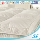 2016 Luxus Fiber Ball Fill Baffle Boxes Mattress Topper für Home/Hotel