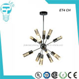 Modern Indoor LED pendurado pendente Chandelier Light