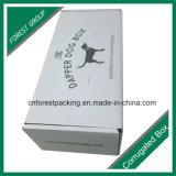 Caixa de armazenamento de empacotamento bonita do papel ondulado