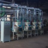 商業Flour Mill (ムギのための6FTS-22かトウモロコシまたはトウモロコシ)