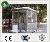 Casa de protector prefabricada del bajo costo/prefabricada móvil para la venta caliente