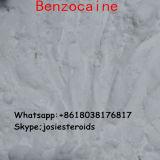 Intermédiaires pharmaceutiques de chlorhydrate de benzocaïne pour la benzocaïne anesthésique de drogue