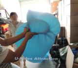 膨脹可能なソファーのエアーバッグ不精な袋のLaybag Lamzacの位置袋の膨脹可能なソファー