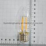 De LEIDENE Lamp van de Gloeidraad C35 4W E14