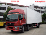 Corps frigorifié de camion isolé par sandwich de FRP-PU