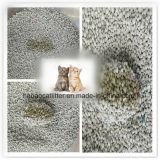 Natur-Bentonit-Sänfte verwendet für Katze Toliet