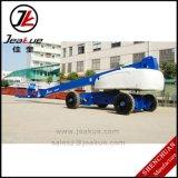 32m elevou a plataforma de trabalho do motor Diesel, plataforma de trabalho aéreo telescópica