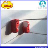 UHF電気ボックスのための鋼鉄RFIDの機密保護のシールの札