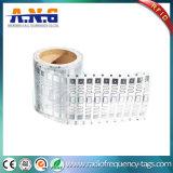 Intarsio bagnato del PVC della catena di rifornimento RFID con il chip H3