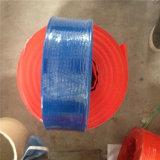 """1-1 / 4 """"PVC الخاصة عالية القوة Layflat خرطوم"""