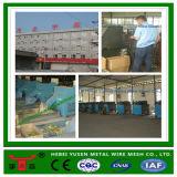 Fibra de acero concreta con poco carbono con fuerza de alta resistencia