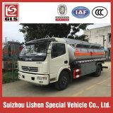 Caminhão móvel Rhd barato do petróleo de Bowser 8000L do combustível do transporte de Diessel