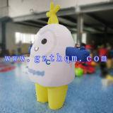 膨脹可能なWalking CartoonかInflatable Cartoon Figures/Inflatable Cartoon Model