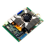 Motherboard Embedded para Digital Signage , Industria PCB Hm87 Mainboard con I7-4700mq , I3-4000m Junta Haswell