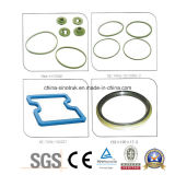 Elementos de selagem profissionais do selo do óleo de Kamaz do Benz de Mercedes da fonte de 740215 7401005160-01 4320-100127