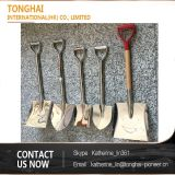 High Quality Stainless Steel 32 Inch Long Handle Agriculture Farming Digging Garden Shovel