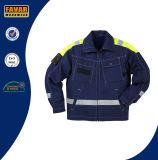 Вскользь напольная куртка Jean куртки звероловства оптовой продажи куртки работы людей курток