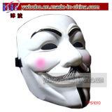 Il travestimento del regalo di natale maschera i punti promozionali (PS1010)