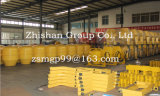 Misturador concreto Diesel da gasolina elétrica portátil de Cm550 (CM50-CM800) Zhishan