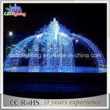 Iluminação de Natal de Ásia, luzes submergíveis do diodo emissor de luz, luzes do diodo emissor de luz da fonte