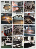 Machine 1325 de découpage de plasma de couteau de commande numérique par ordinateur de haute précision pour le métal