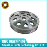 De Kleur die van het zandstralen CNC de Onstabiele Katrol van het Aluminium anodiseren