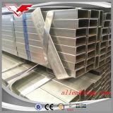 Tubo de acero cuadrado y rectangular pre galvanizado para el invernadero